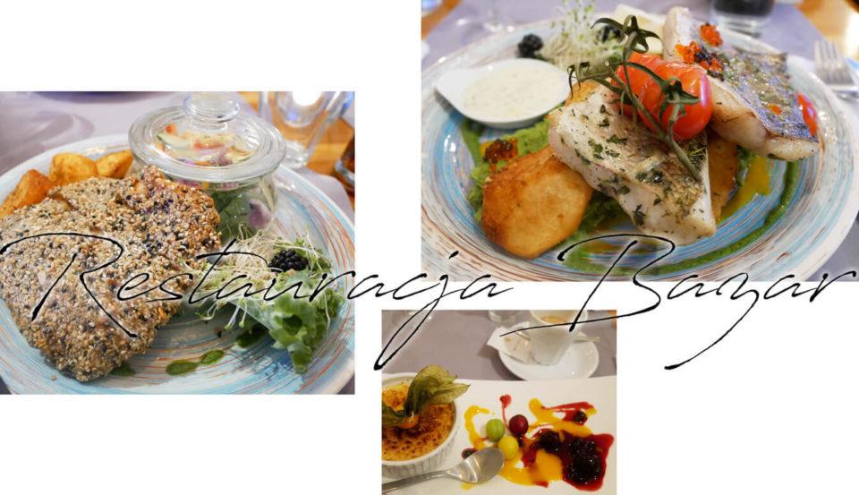 Restaurant Bazar Gerichte