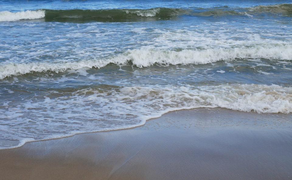 Strand Westerplatte