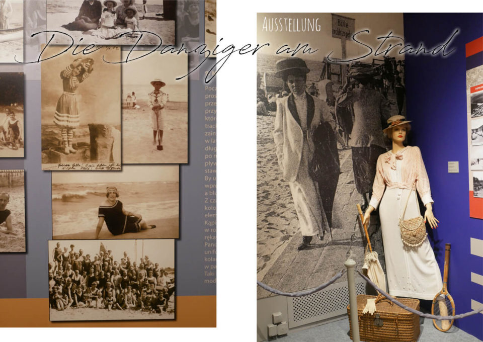 Uphagenhaus Danzig Ausstellung Ostseebad