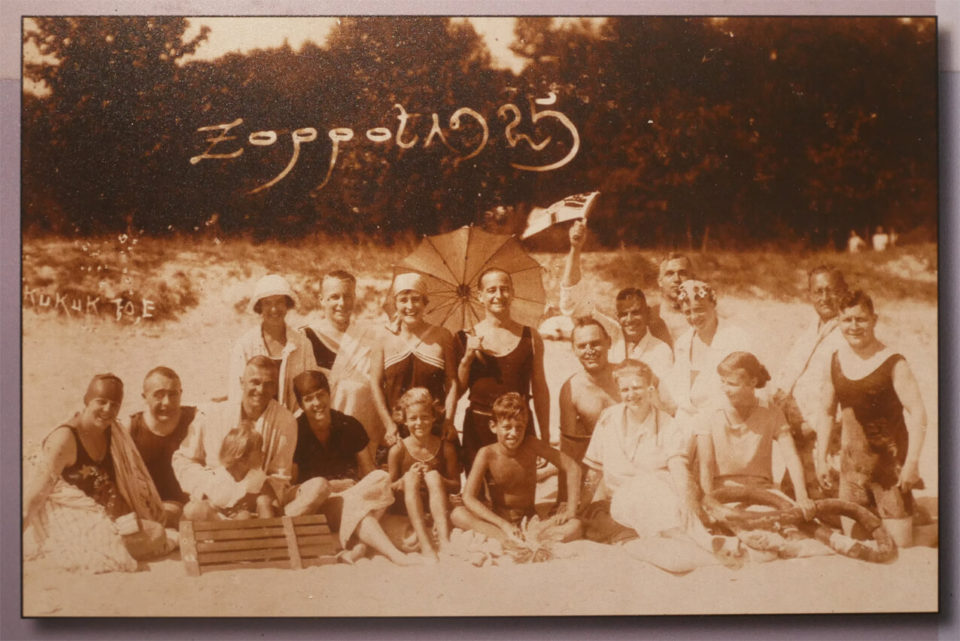 Uphagenhaus Danziger am Strand