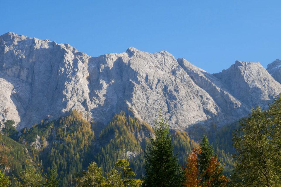 Wettersteingebirge Eibsee