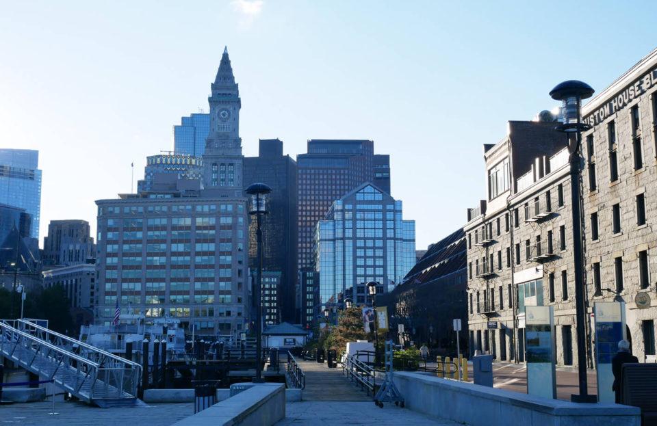 Boston Warf