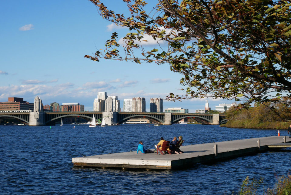 Charles River Boston