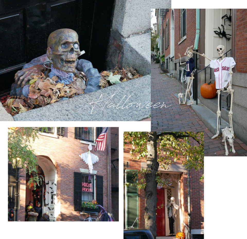 halloween boston decoration 2017