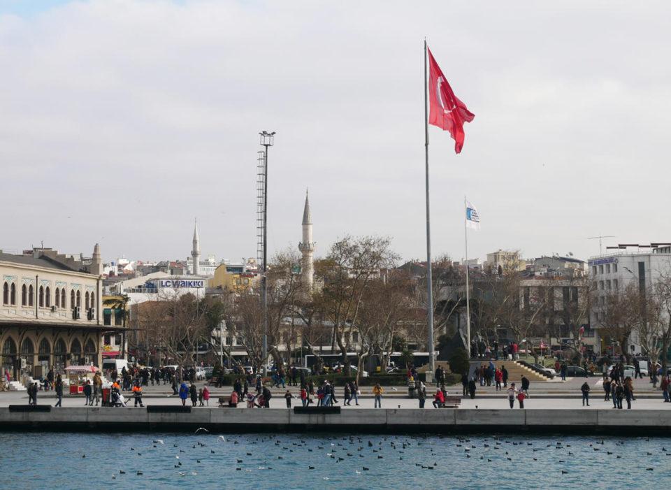 asien istanbul anlegestelle