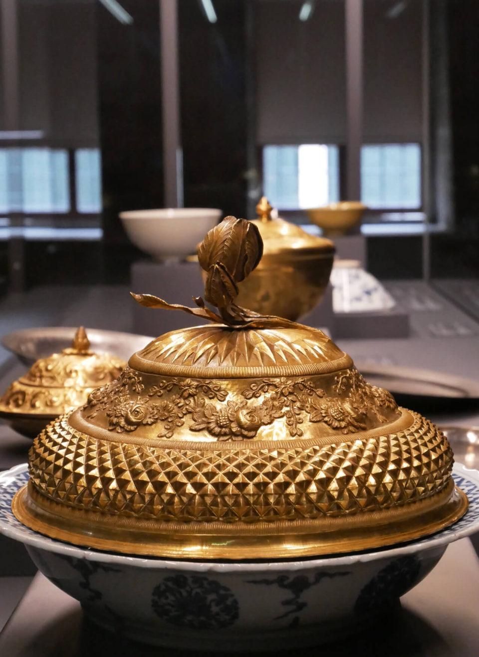 topkapi palast küchen museum