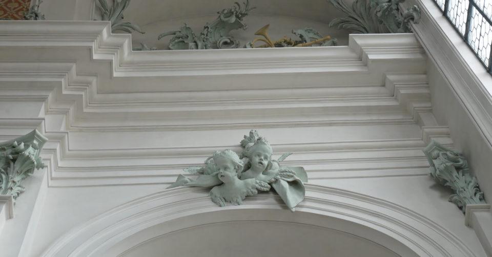 engel stiftskirche st. gallen