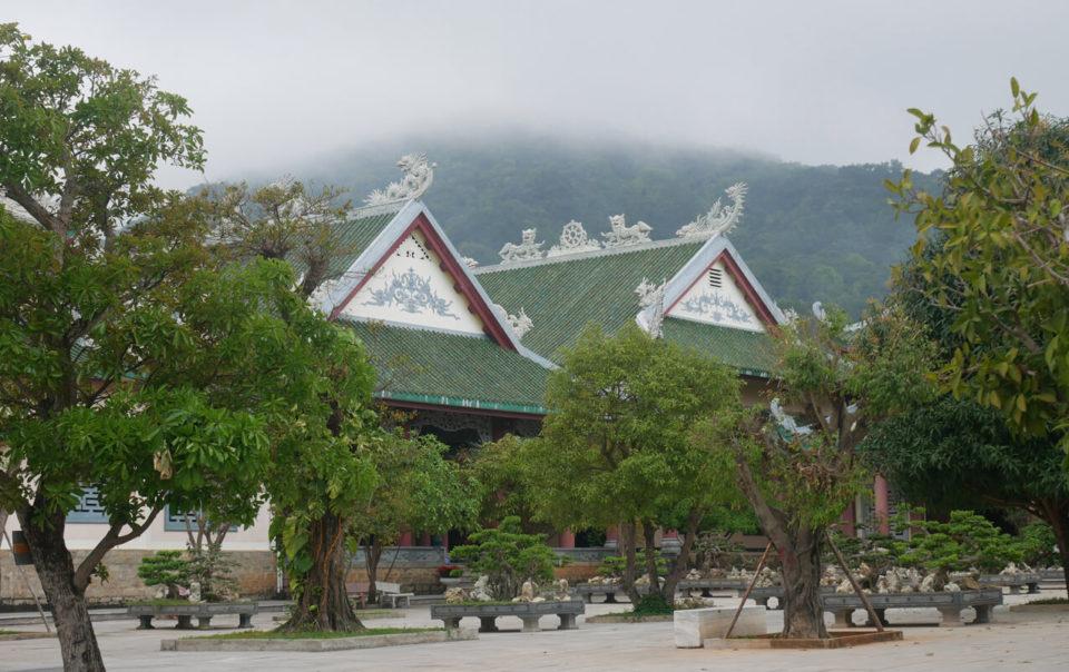 ladybuddha danang tempel