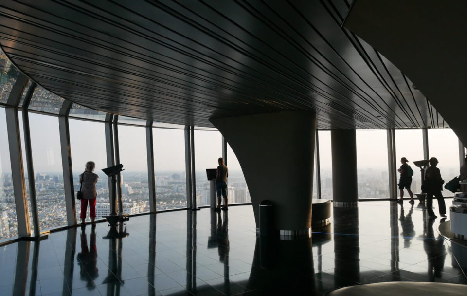 saigon skydeck tower