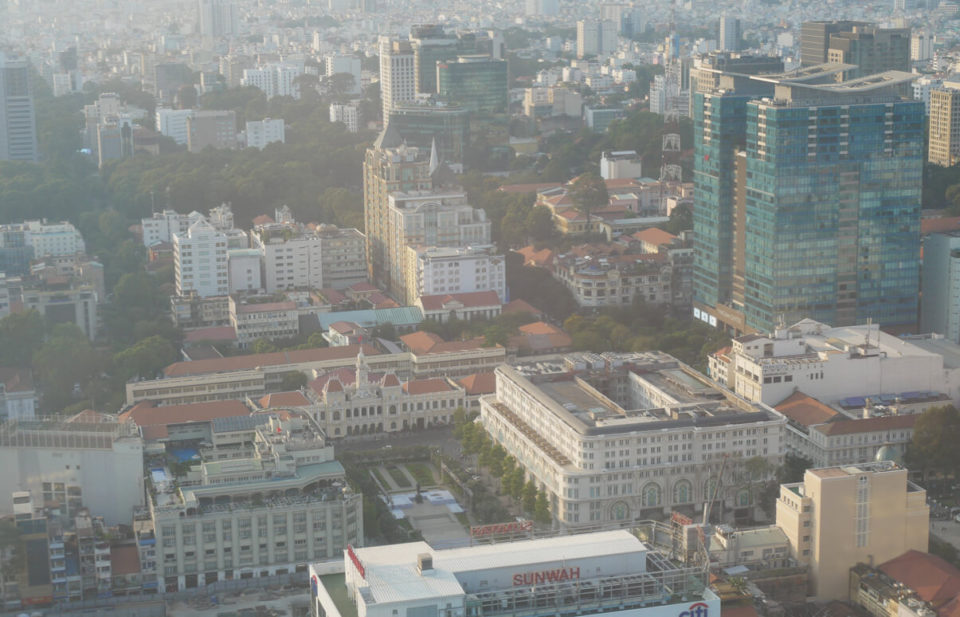 saigon view skydeck