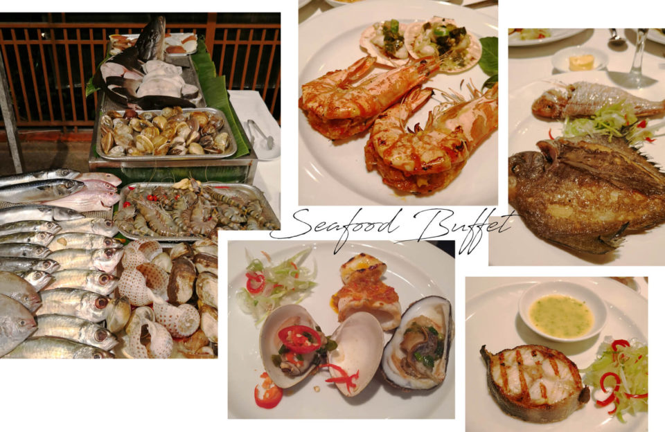 seafood buffet furama resort