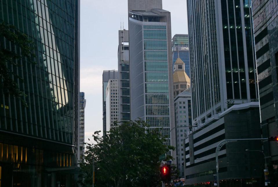 singapur financal