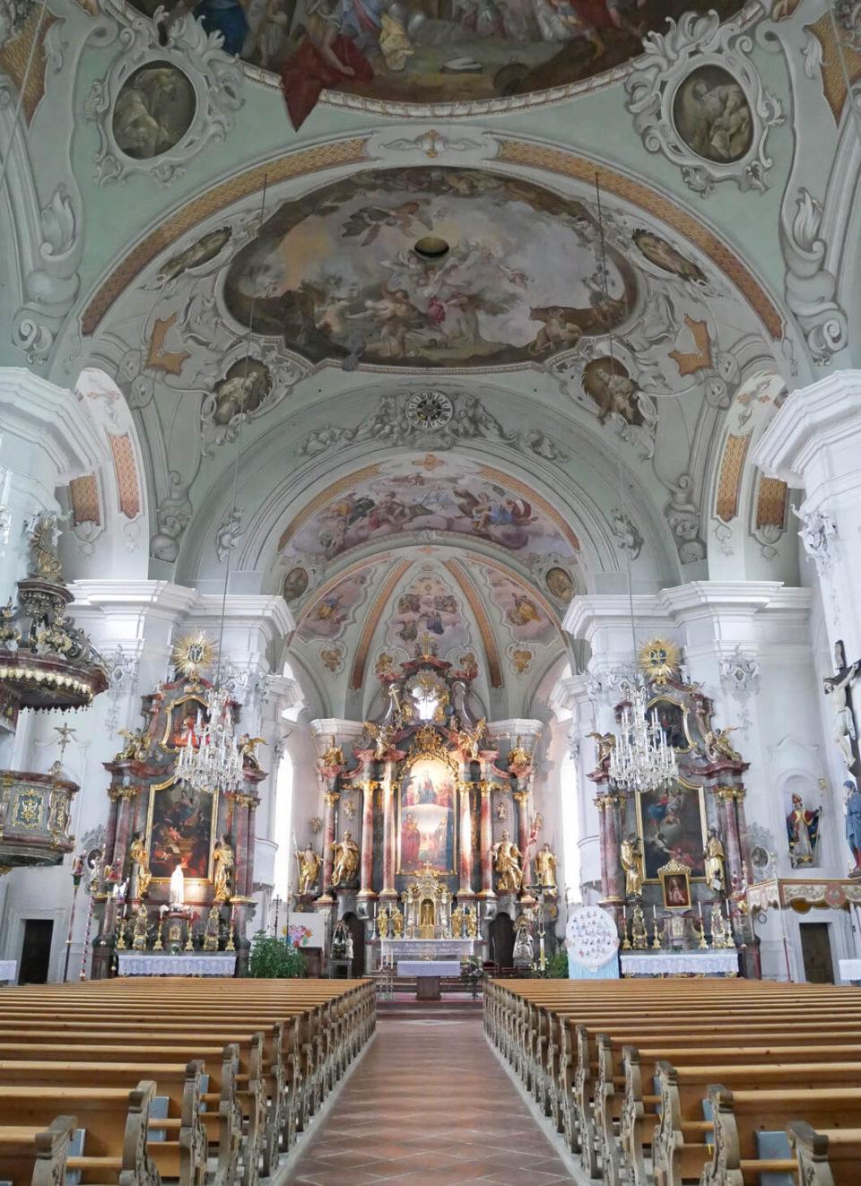 hopfgarten brixental kirche