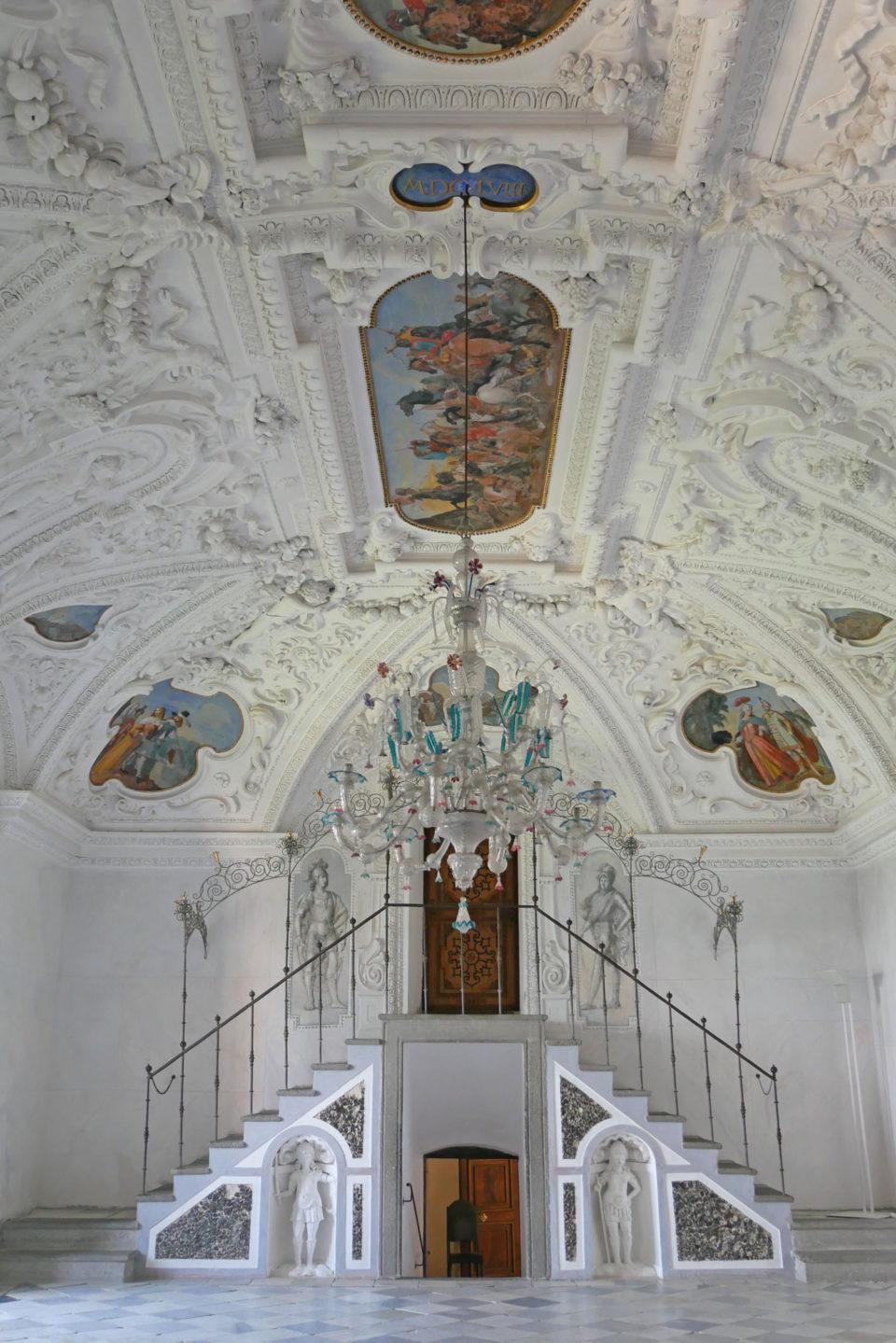 burg riegersburg saal