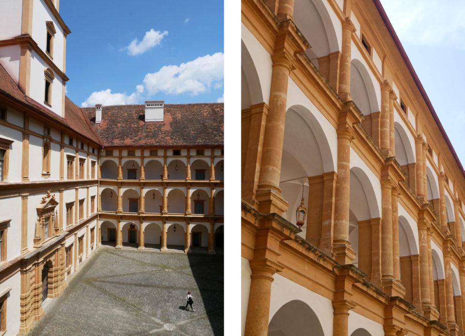 schloss eggenberg architektur