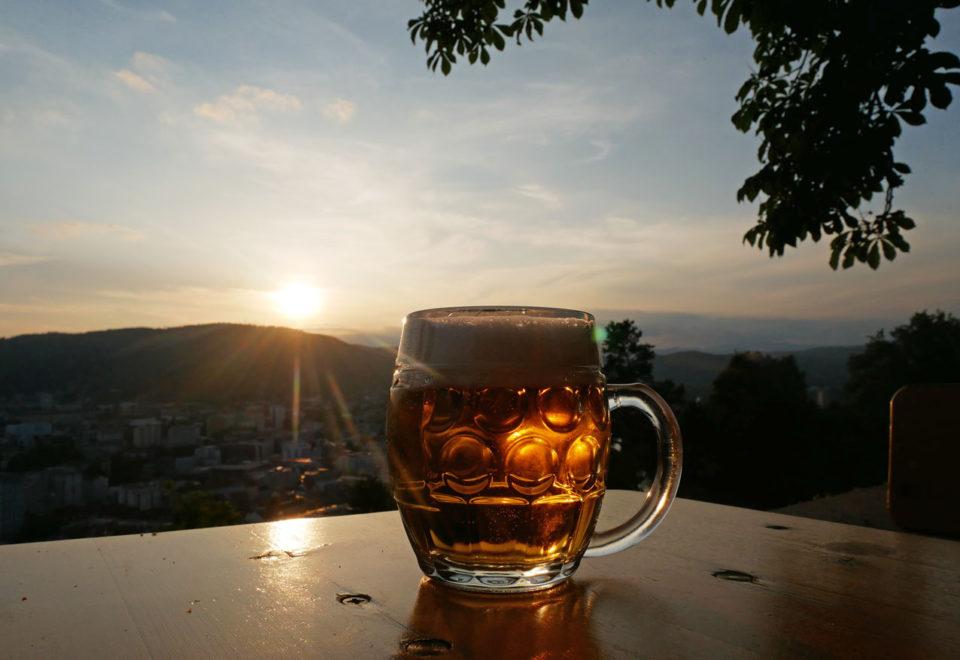 schlossberg graz bier