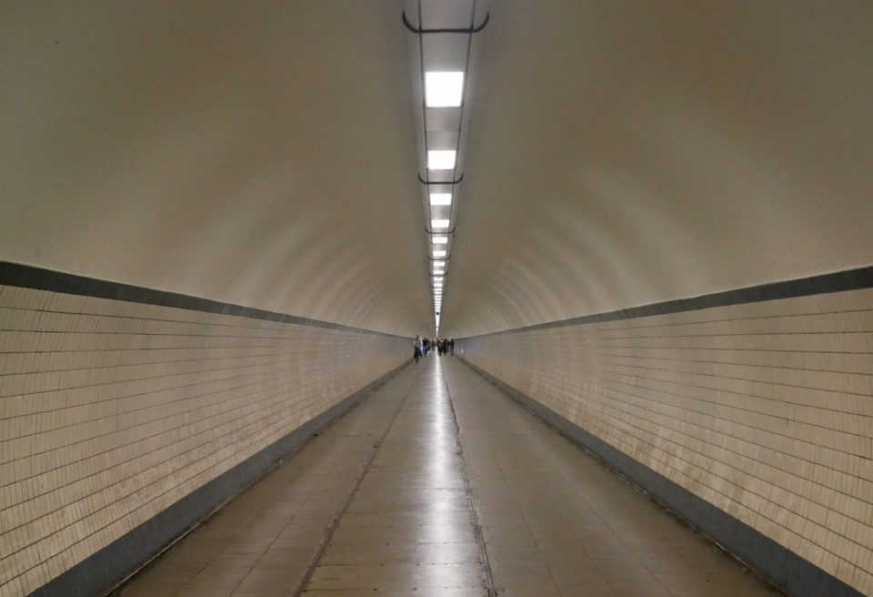 antwerpen tunnel