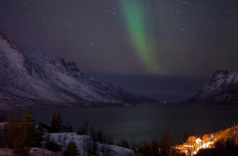 Nordlichter Tromso