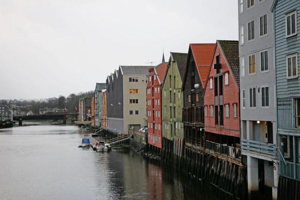 Trondheim Warenhäuser
