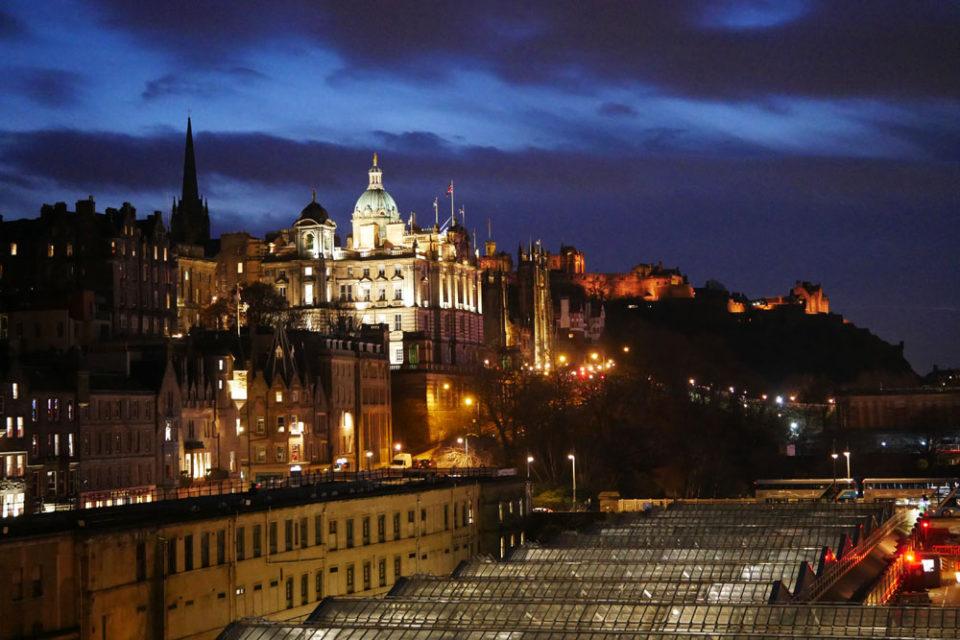 Edinburgh Januar