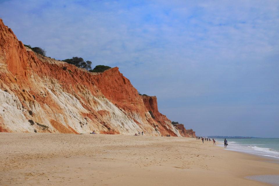 algarve Praia da falesia