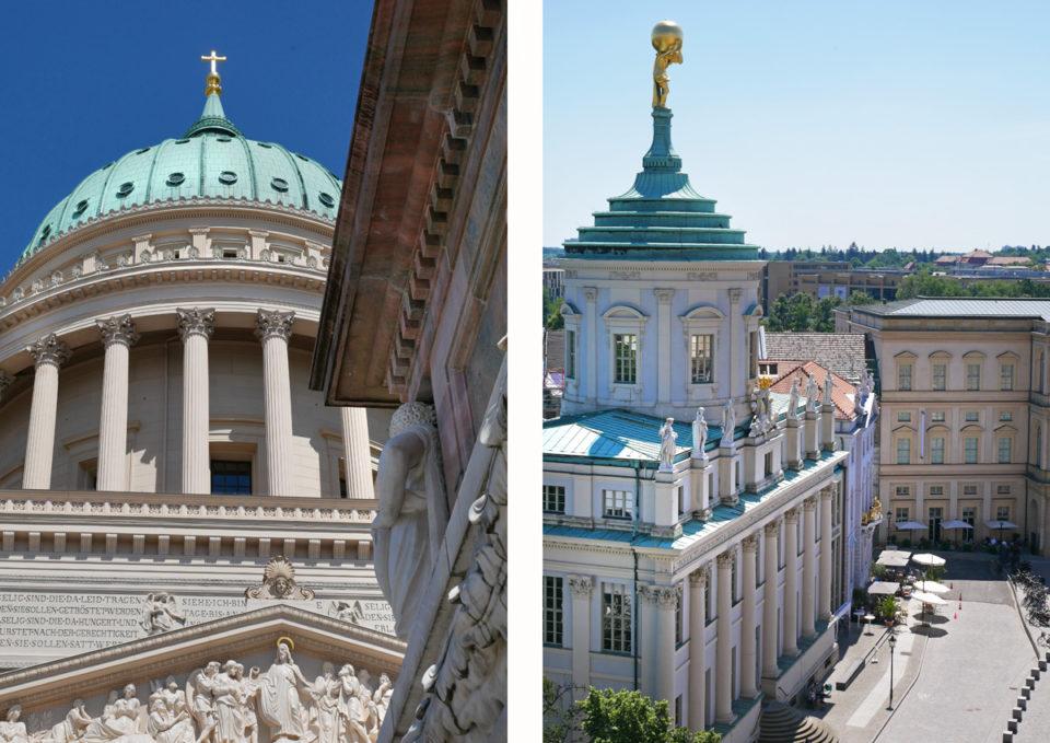 Potsdam Dom und Barberini