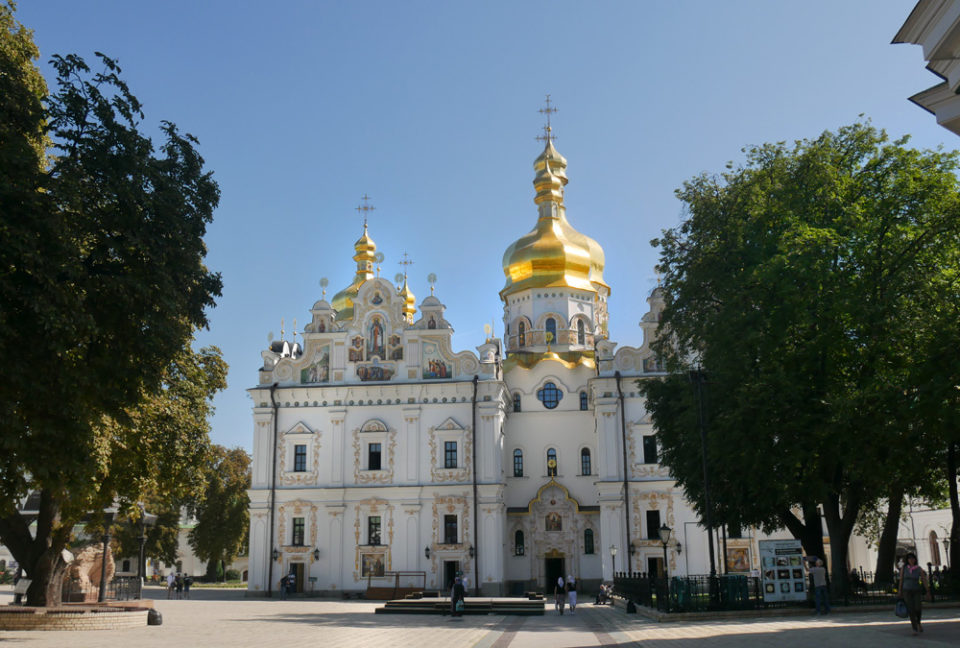 kiew kirche höhlenkloster