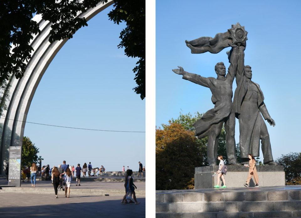 kiew denkmal sowjet
