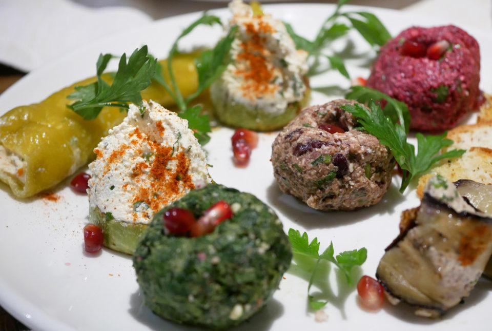 kiew restaurant vorspeise georgisch